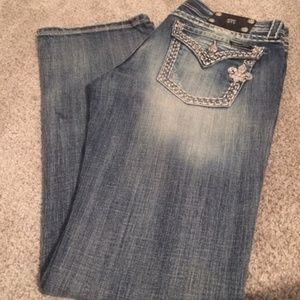 Miss Me Boot Cut Jean